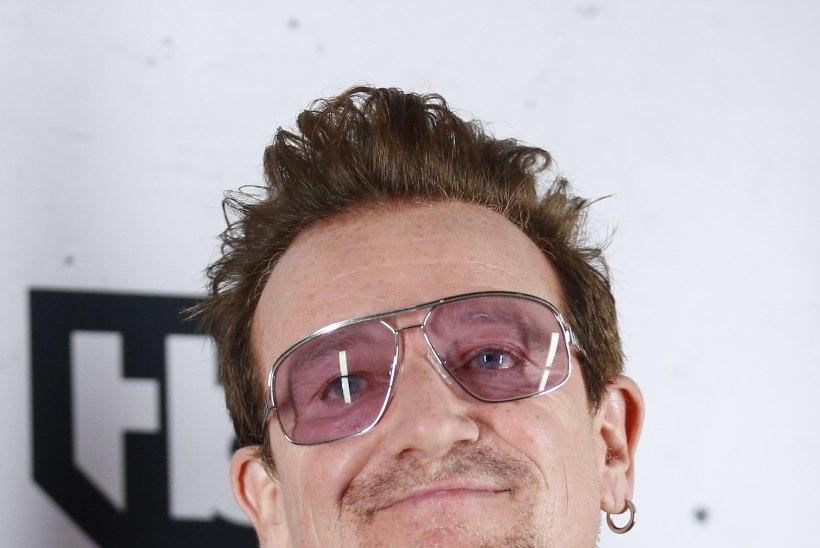 Ajakiri kuulutas rokkar Bono aasta naiseks!