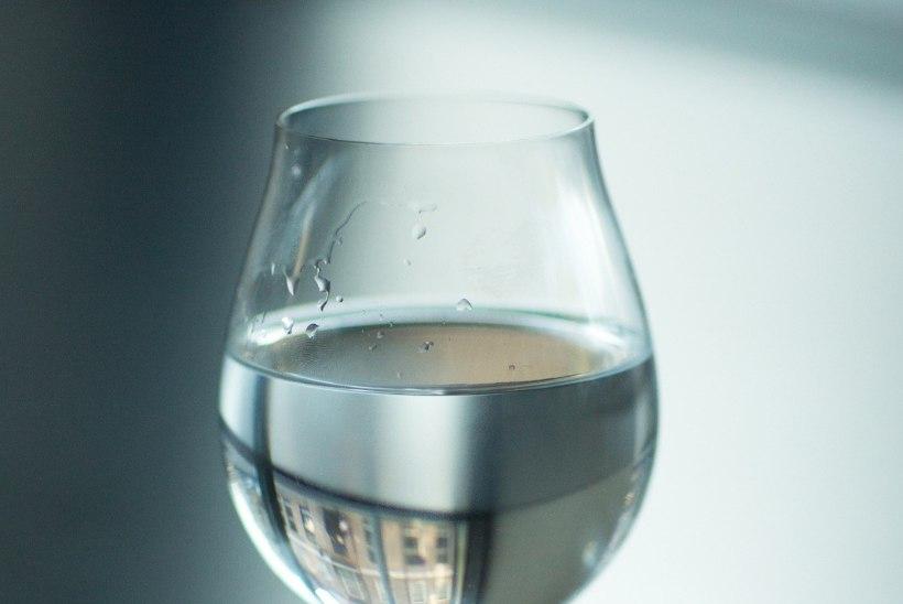 Märgid sellest, et sa tarbid liialt vähe vedelikku