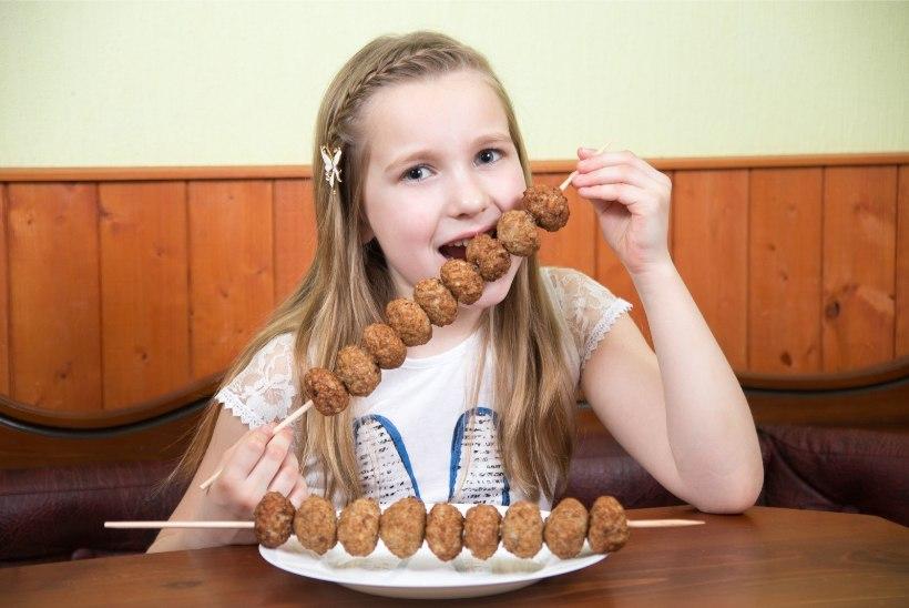 Trendikad lihapallid suunavad eestlasi tasakaalustatud toitumise poole