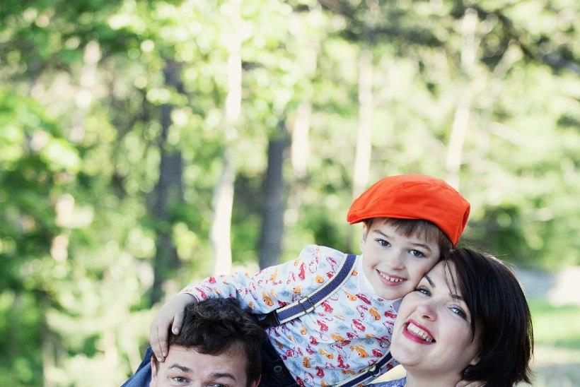 Manona Paris: abikaasa Krister tahtis isapuhkusele jääda juba kuue aasta eest