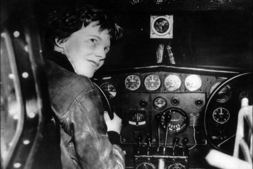 Gardneri saarelt leitud skelett võib kuuluda naislendur Amelia Earhartile