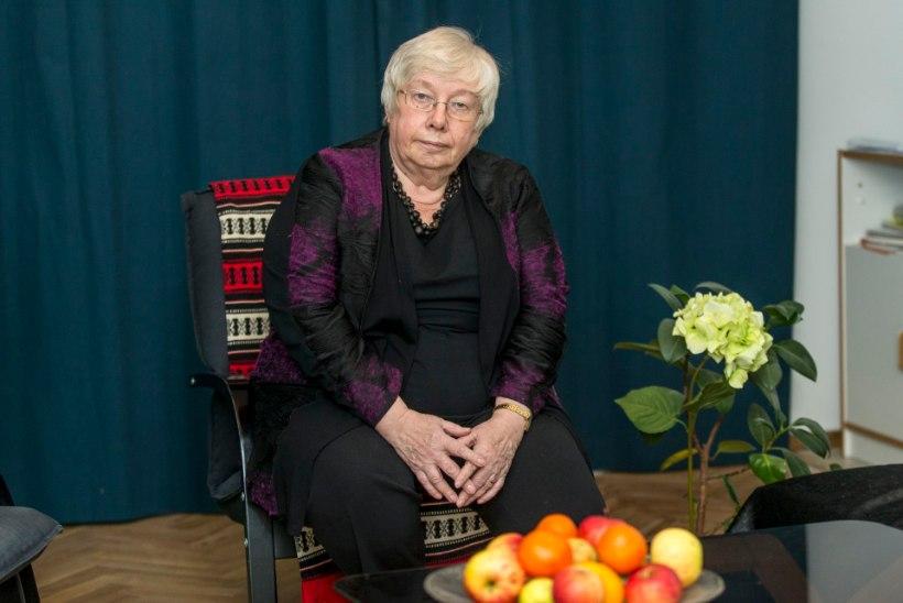 Marju Lauristin: Eesti pole mingi kivikene tee peal, mida igaüks võib varbaga lükata!