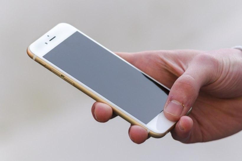 """Apple vahetab """"väga väikesel hulgal"""" iPhone 6 vigased akud välja"""
