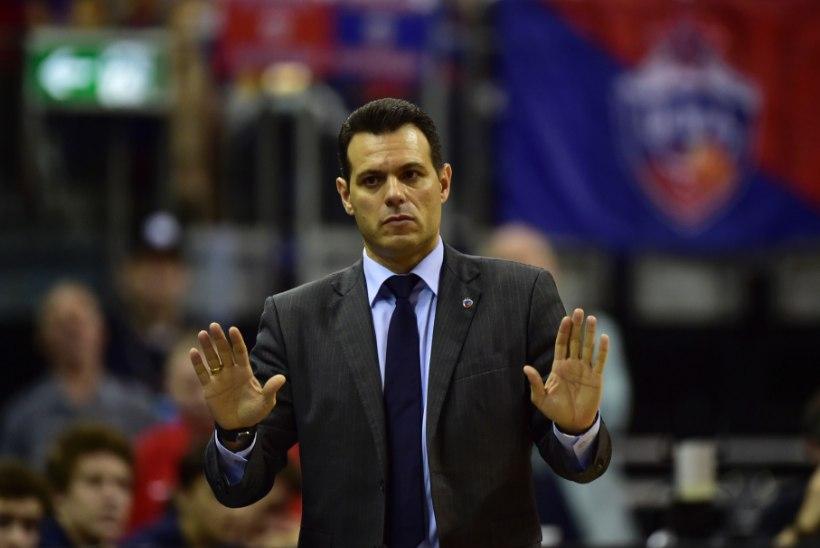 CSKA peatreener Itoudis: olime parem meeskond