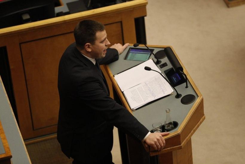 Küsimused uuele peaministrile | Mis saab koostööprotokollist Ühtse Venemaaga? Aga kooseluseaduse rakendussätetest? Kes on tegelikult peaministri erakond?