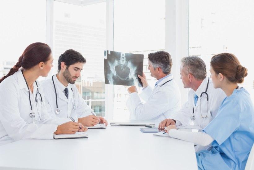 Mullu töötas Eestis üle 23 000 tervishoiutöötaja