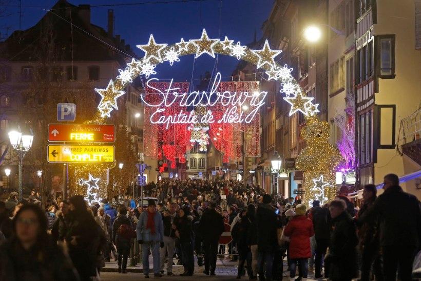 Prantsusmaal tabati jõuluturu ründamist plaaninud terroristid
