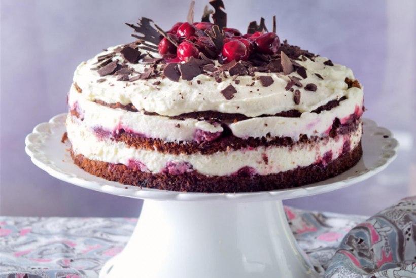 Kirsi-šokolaaditort