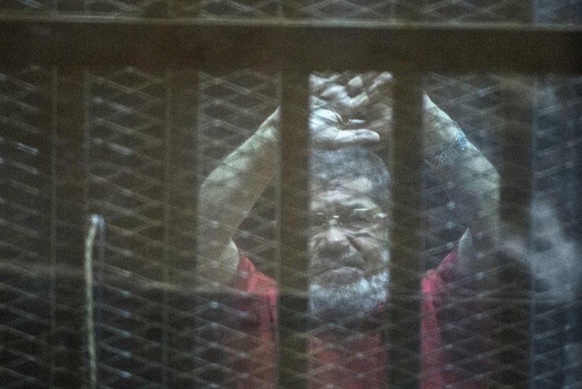 Mohamed Mursi pääses eluaaegsest vanglakaristusest