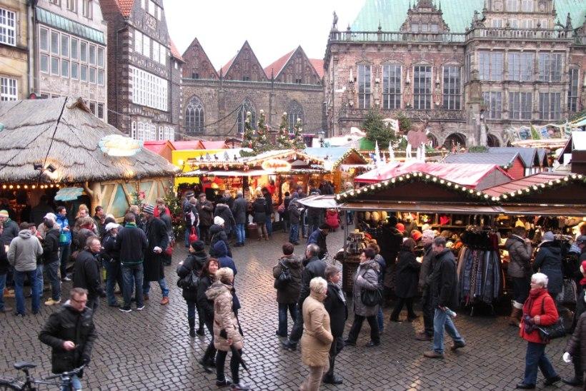 USA VÄLISMINISTEERIUM HOIATAB: Euroopa jõuluturud on ohtlikud