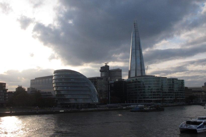 LONDONI KOHAL PÜSIVAD PILVED: keegi ei tea, mis saab Brexitist