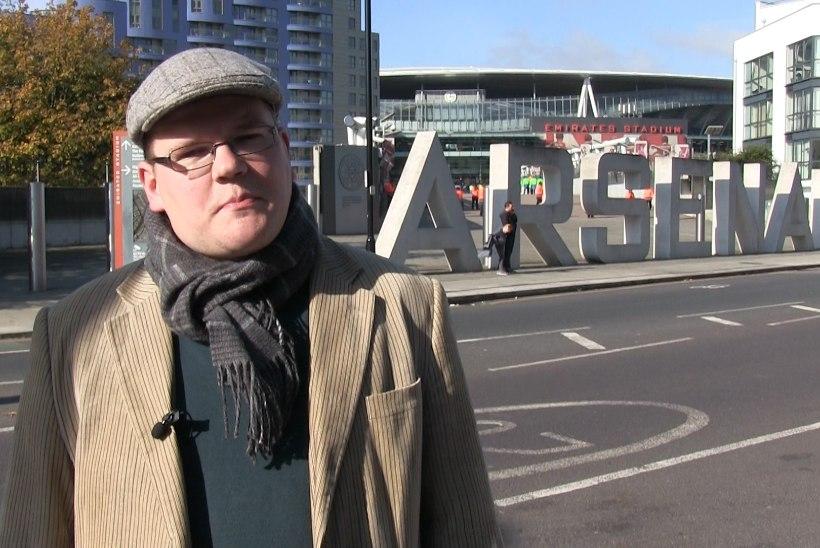 UNIBETI VUTIHULLUS   Kui palju küsivad hangeldajad Arsenali mängu pileti eest ja piilume fänniautosse, millele omanik on kulutanud 120 000 eurot