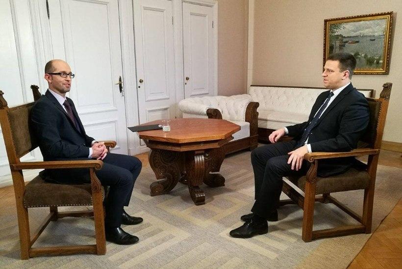 """""""Pealtnägijas"""" annab täna emotsionaalse intervjuu uus peaminister Jüri Ratas"""