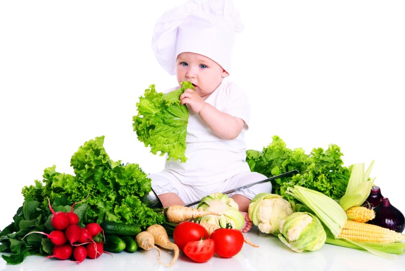 Viis nippi, kuidas lapsi köögivilju sööma panna