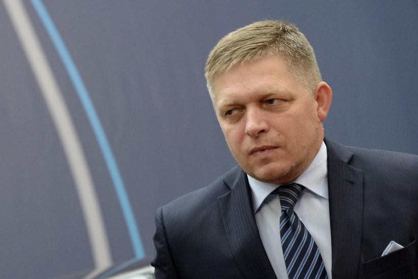 SLOVAKKIA PEAMINISTER: Venemaa sanktsioonid on arutud!
