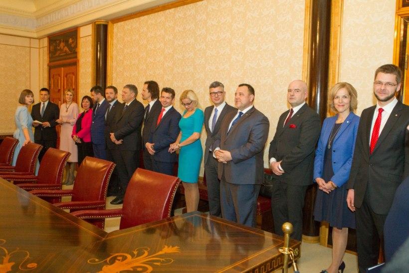 MINISTRID NUMEROLOOGIAS: Ratas ja Ossinovski ei tohi alustada millegi uuega, Pomerants ja Anvelt naudivad edu