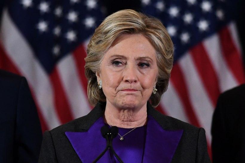 Eksperdid: Kolmes osariigis võidi Hillary Clintoni valimustulemust rikkuda