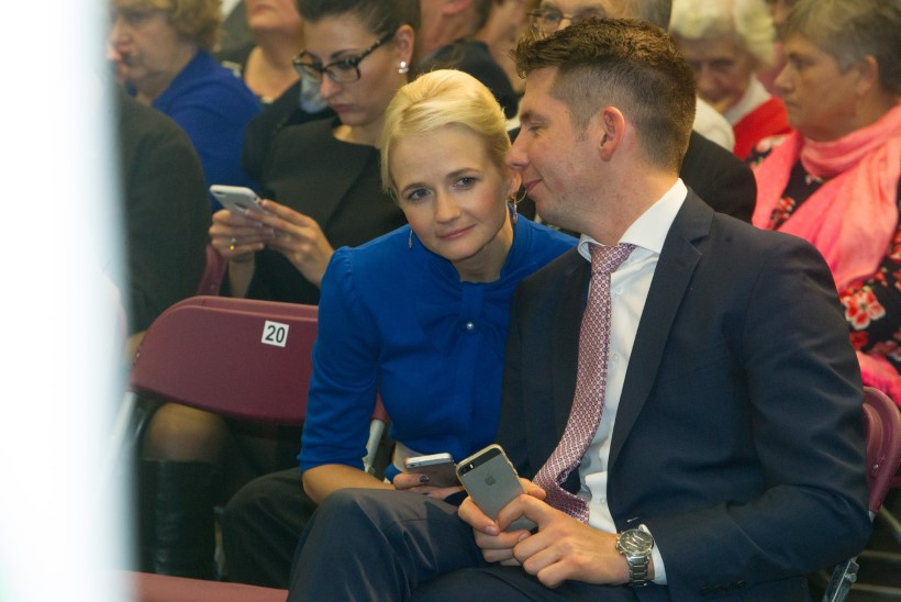 MEES NAGU METSAPULL: värske minister pakub Eesti meestele potentsirohtu