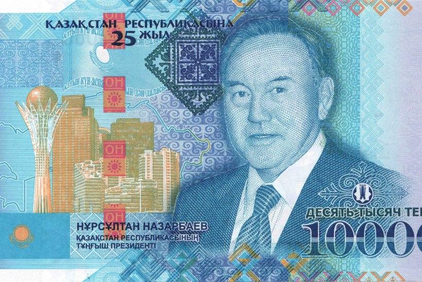 Nazarbajevi isikukultus võtab enneolematuid mõõtmeid