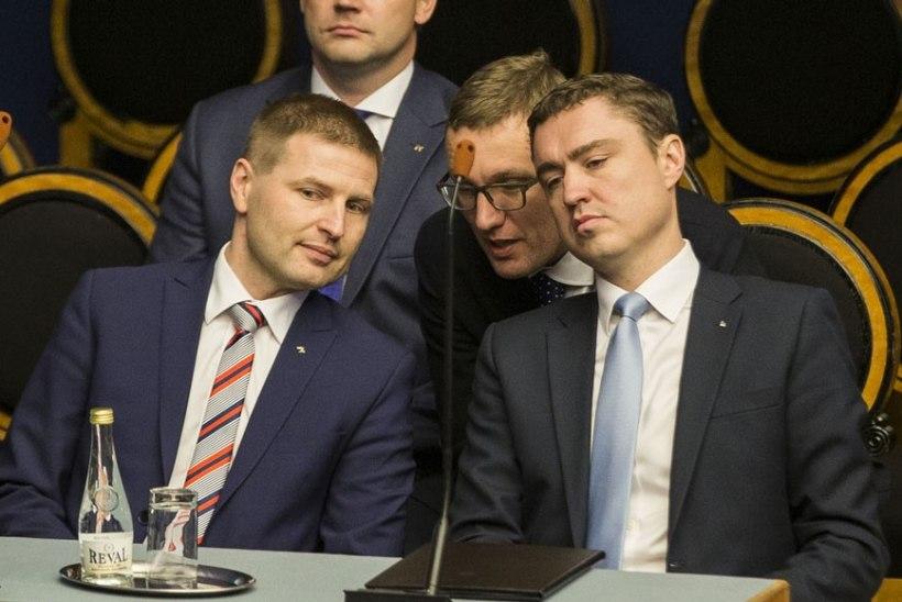 Reformierakonna uue esimehe võimalikud kandidaadid on Michal ja Pevkur
