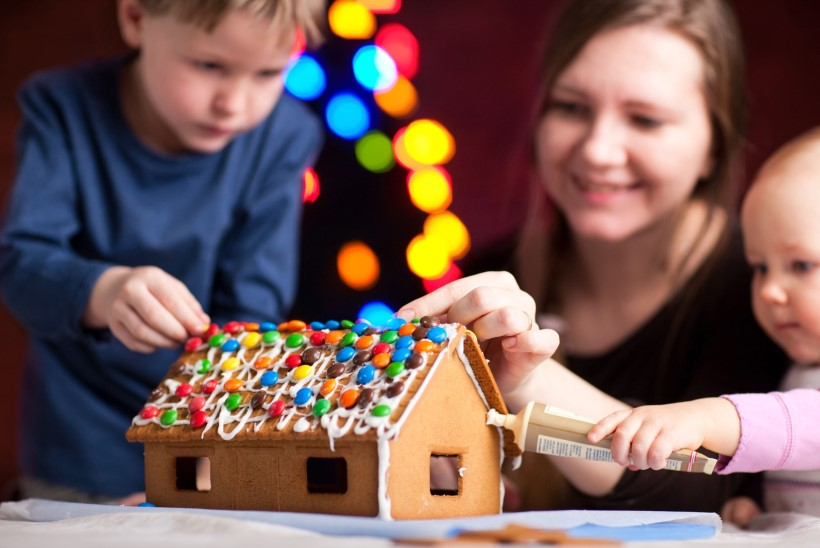 Jõuluaeg loob mälestusi