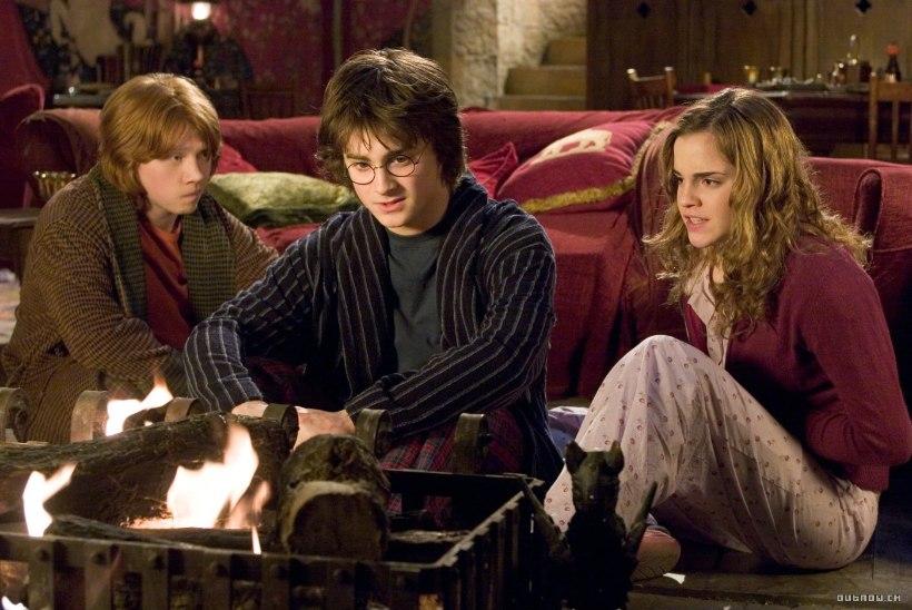 Potteri maailm taas filmilinal!