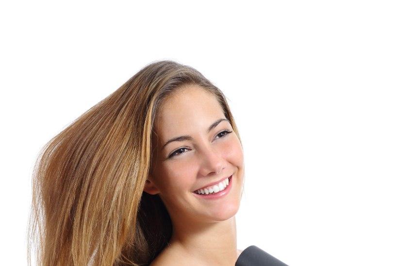 Kas sina oskad oma juukseid föönitada?