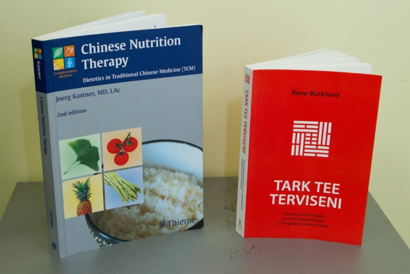 TV3 VIDEO   Hiina meditsiini guru Rene Bürkland selgitab plagiaadikahtlustust: võtsin raamatu kirjutamisel sakslase raamatu aluseks