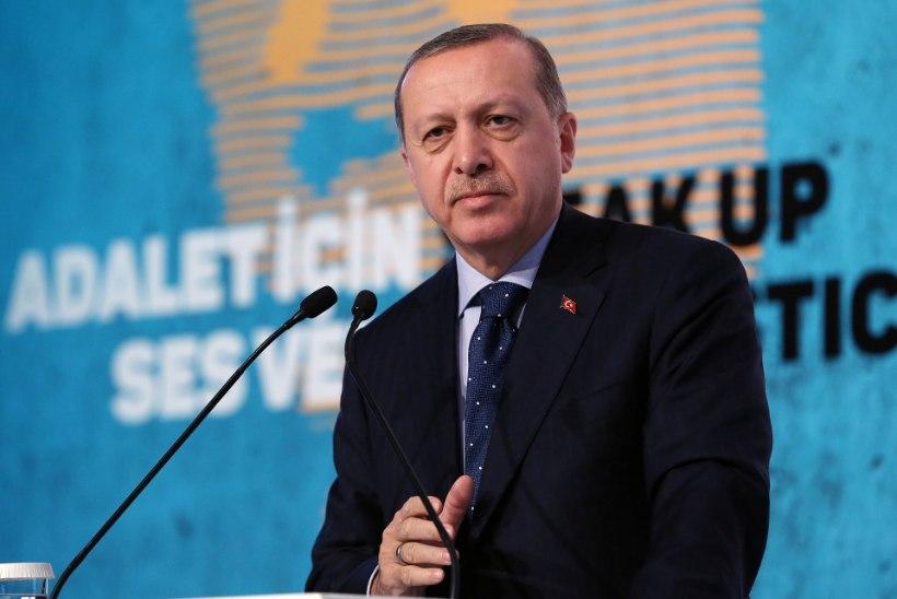 Türgi president ähvardas Euroopa Liitu