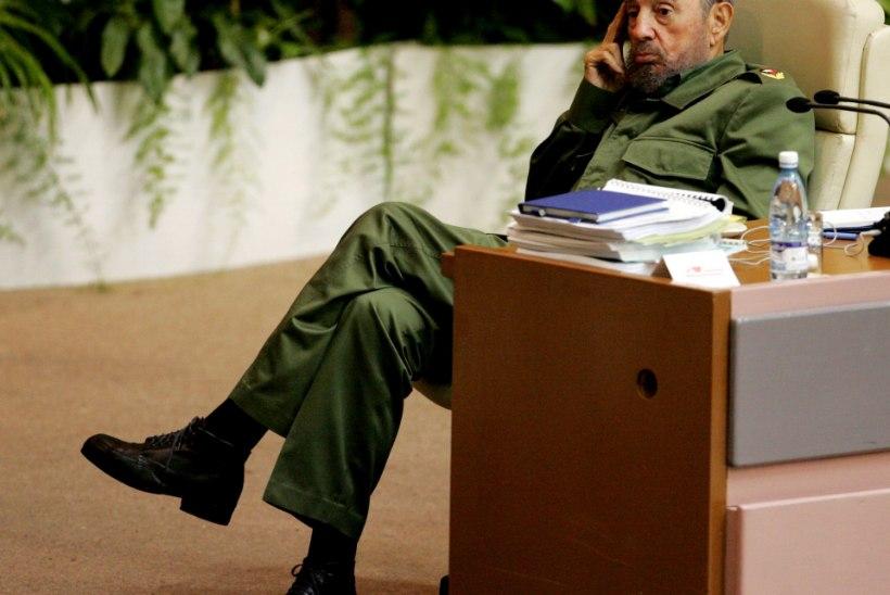 Suri legendaarne Kuuba riigipea Fidel Castro