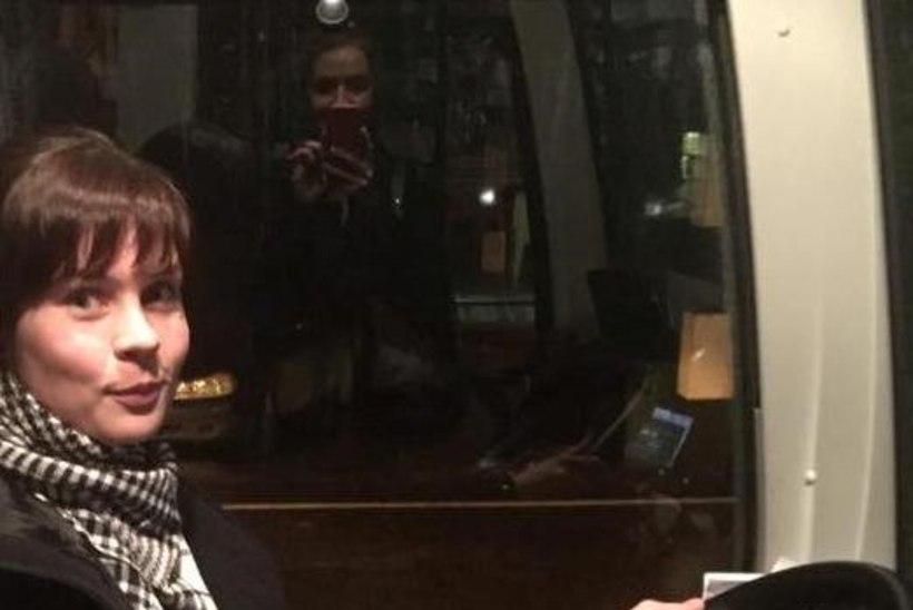 Purjus bussijuhti asendanud naine: olin õigel ajal õiges kohas