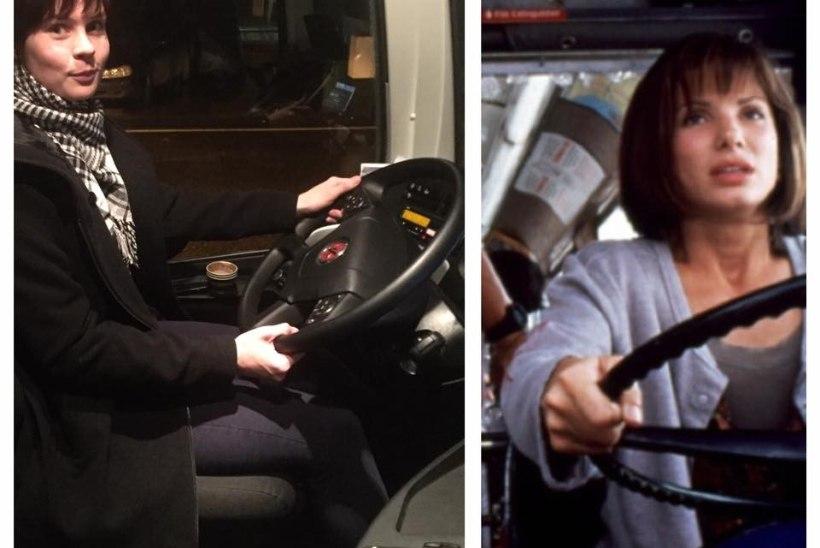 Nagu filmis! Politsei tabas Ecolinesi bussi roolist alkoholijoobes juhi, reisijad sõidutas sihtkohta noor eestlanna