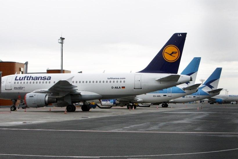 HULK SEKELDUSI: Lufthansa lendurite streik jättis Eesti mehe Poolasse lõksu