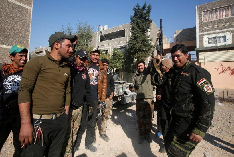 Süüria valitsusväed hõivavad üha suuremat territooriumi Aleppost