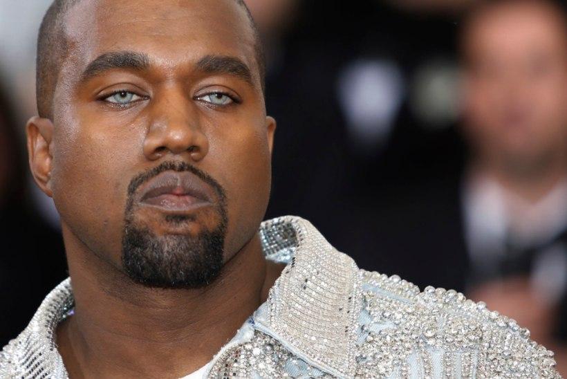 Paranoiline Kanye ei lase arstegi ligi