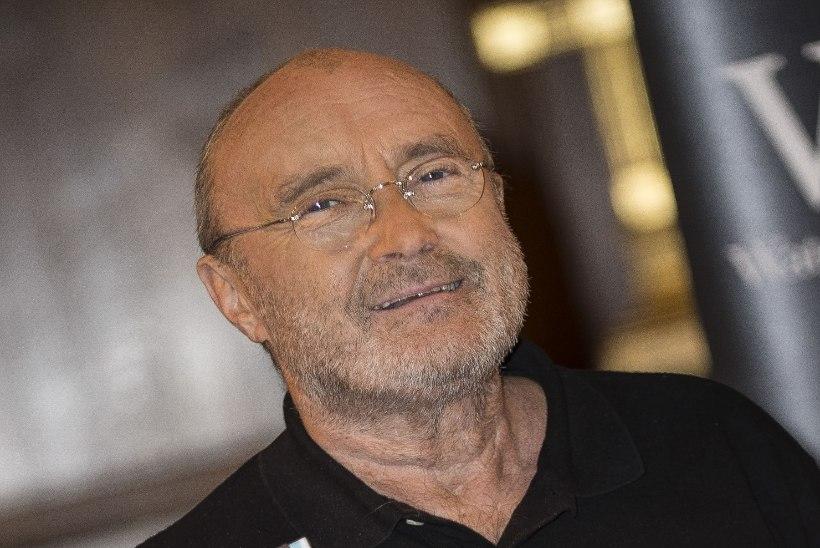 """Phil Collinsi eksnaine: """"Phil pettis mind, kuid süüdistab mind abielu purunemises!"""""""