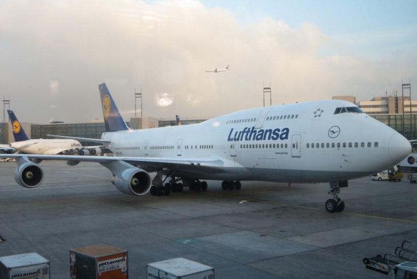 Lufthansa piloodid streigivad täna ja homme