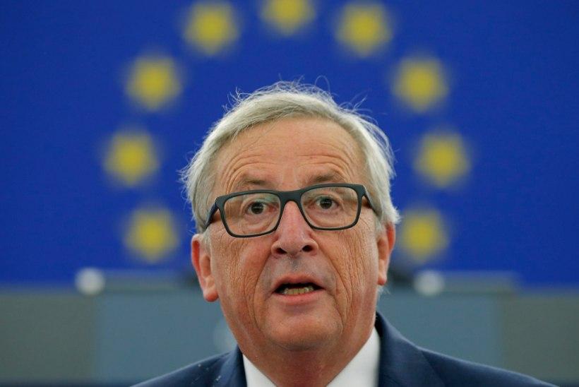 Junckeri aastapalk tõuseb 10 000 euro võrra