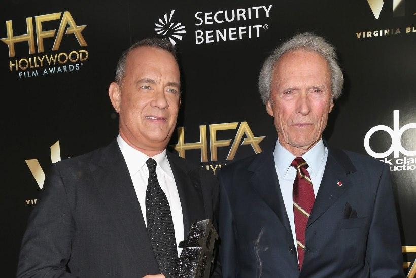 Hanks: Eastwood kohtleb näitlejaid nagu hobuseid