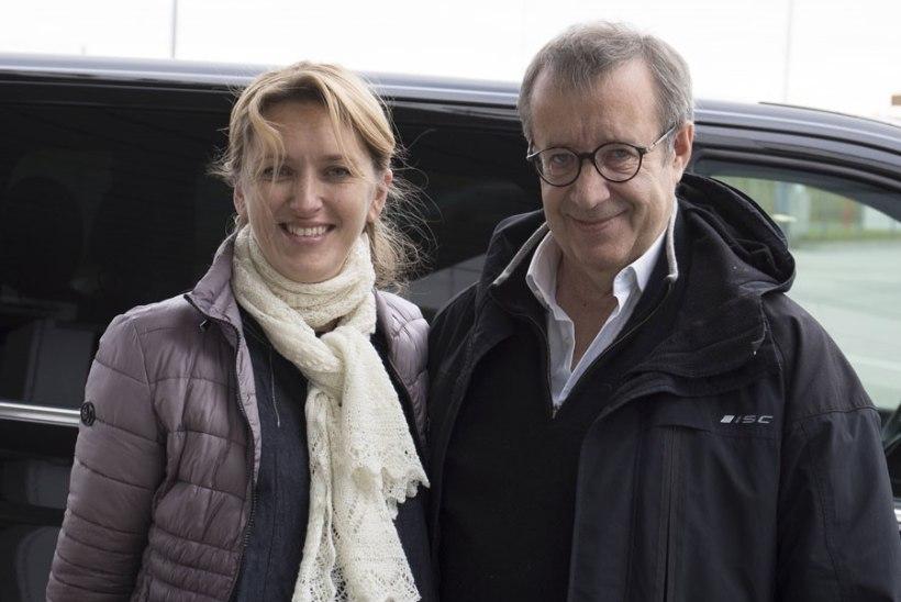 """""""Oleme väga rõõmsad, et meie perre sündis Hans Hendrik!"""""""