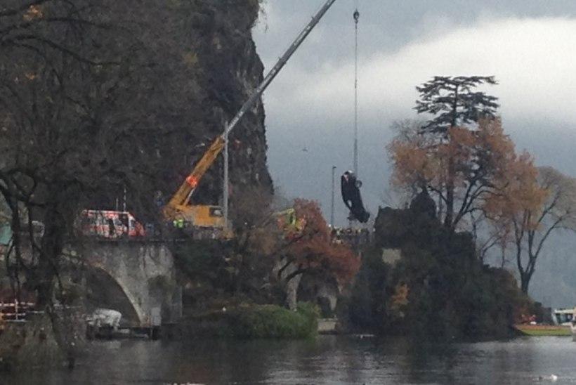 Putini kriitiku lapselaps uppus koos sõbraga Lugano järves