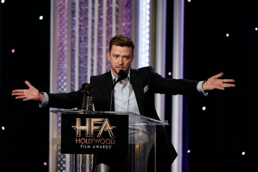 Justin Timberlake'i megahitt valiti aasta halvimaks lauluks