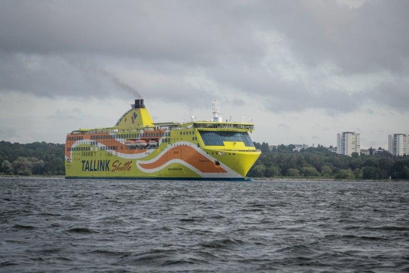 Soome leht: Tallink kaalub Helsingi-Riia alkokruiise