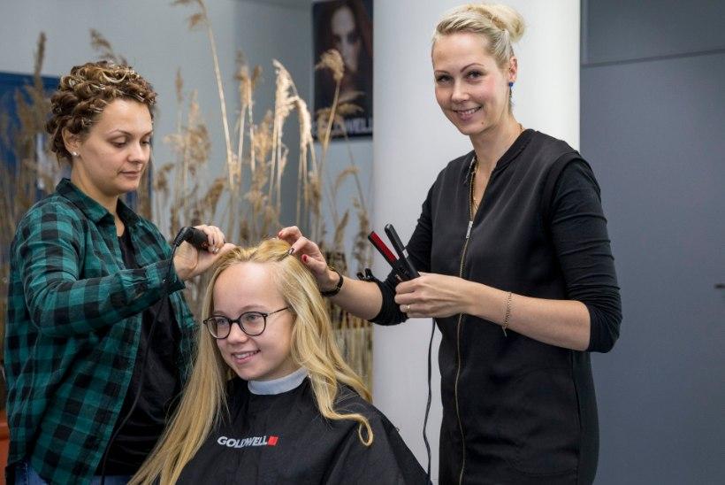 Sügisene soenguabi: kuidas kodus juukseid hooldada ja teha ise moekas lokisoeng?