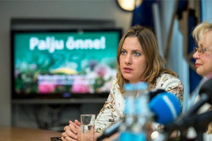 Oudekki Loone kaebas Eesti Päevalehe kohtusse