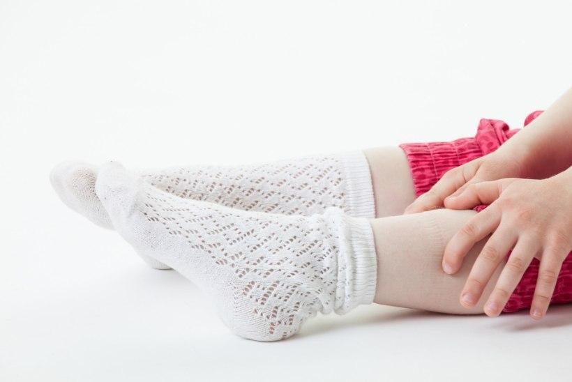Miks jalad pidevalt külmetavad?