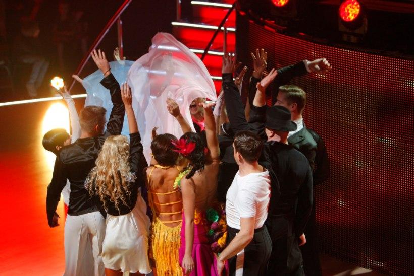 Viimast tantsusaate finaali vaatas pool miljonit inimest!
