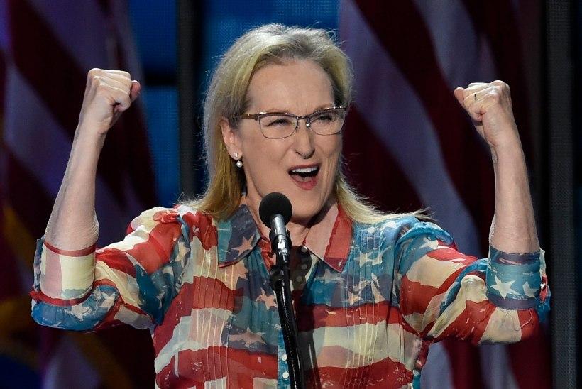 Meryl Streep pälvib elutöö Kuldgloobuse