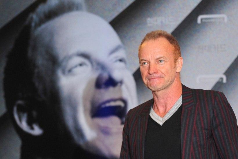 Sting taasavab Bataclani veresaunateatri