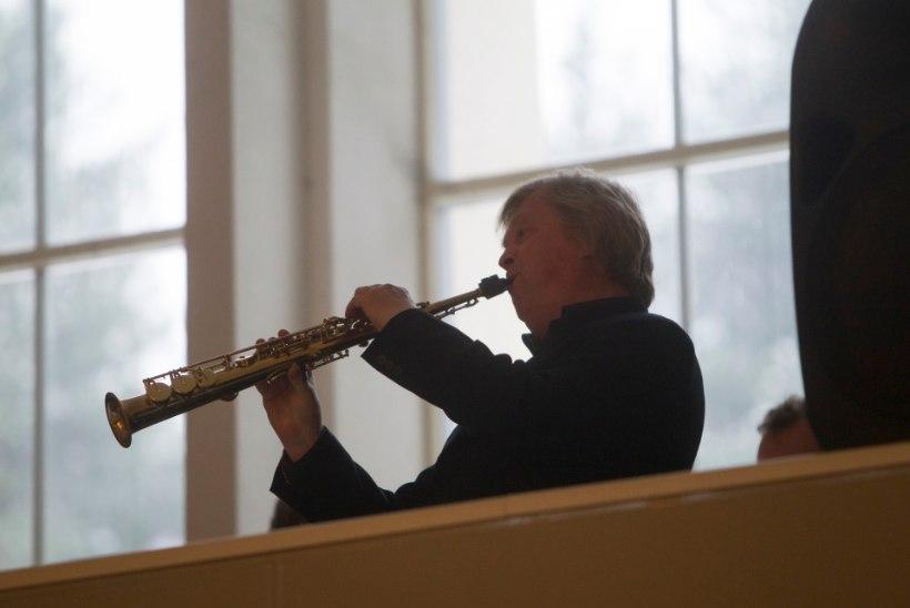 """""""Džäss ja saksofon jäid Valter Ojakääru suurimateks armastusteks elu lõpuni."""""""